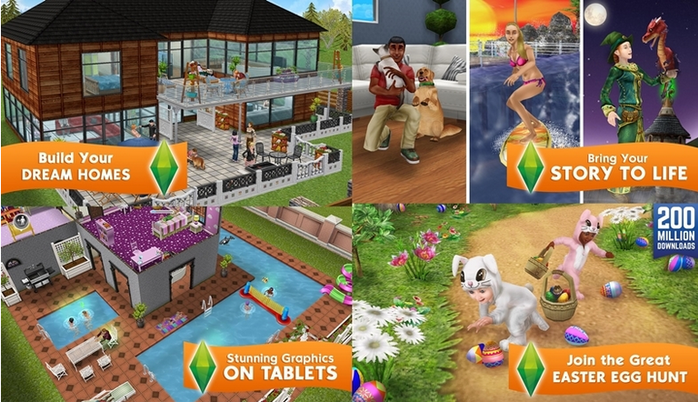 The Sims Freeplay New Features