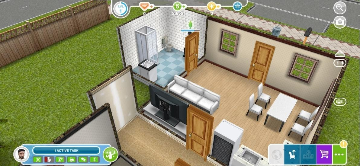 the-sims-freeplay-house