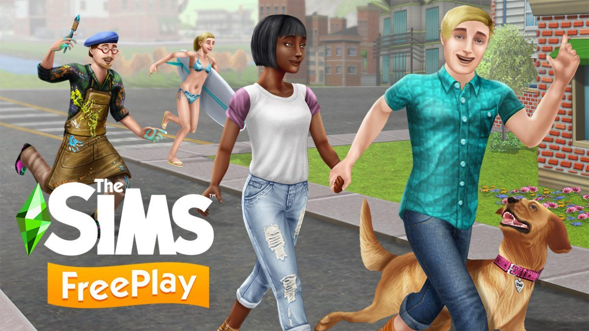 The Sims Freeplay Journey
