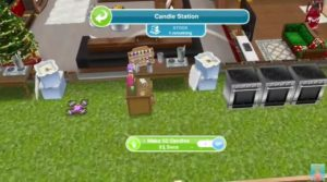 The Sims Freeplay Craft Station