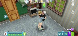 The Sims Freeplay Love is in the Air